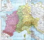 Europe Central Continent
