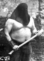 executioner ax