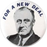 fdr new deal button