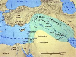 Fertile Crescent Sumer Babylon Assyria