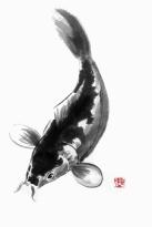 fish painting
