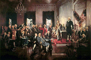 founding fathers America