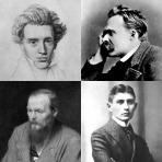 Four Existential Precursors Kierkegaard Nietzsche Dostoevsky Kafka