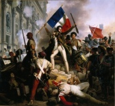 french revolution painting charge