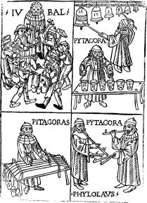 Gaffurio Pythagoras Music