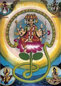 Gayatri consort of Brahma