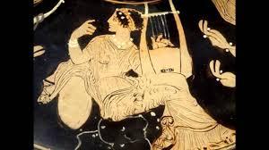 Greek Lyre Poet
