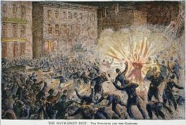 haymarket riot