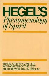 Hegel Phenomenology of Spirit