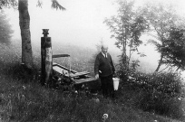 heidegger at his well