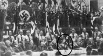 heidegger with nazis