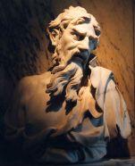 heraclitus bust