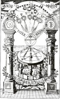 Hermetic Corpus Woodcut
