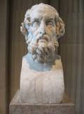 Homer bust