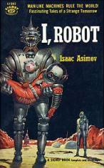 I Robot Asimov Cover