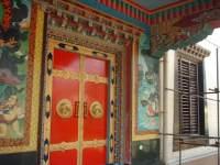 Indian Temple Door
