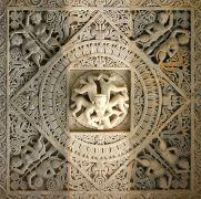 Jain carving