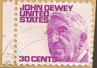 John Dewey stamp