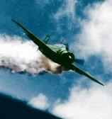 Kamikaze Japanese Plane