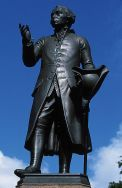 Kant Königsberg Monument Statue