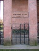 Kant's Tomb