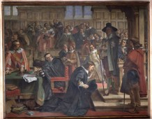 King Charles defied by Parliament