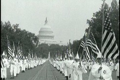 klan march washington dc