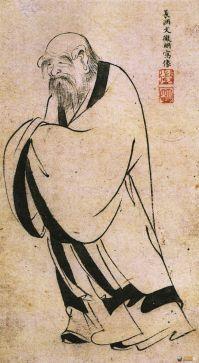 Laozi painting