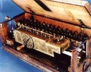 Leibniz calculator