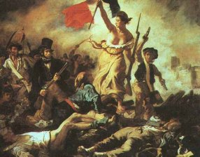 liberty french revolution
