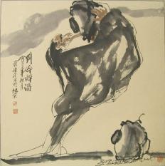 Liu Ling Drinking Daoism