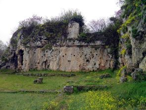 Lyceum of Aristotle Ruins
