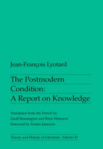 lyotard-postmodern condition