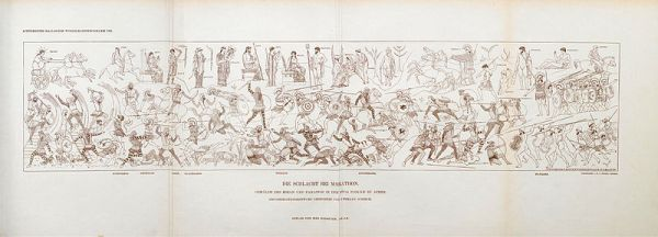 Marathon_battle on the Stoa_Poikile