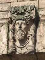 Marcus Aurelius facade