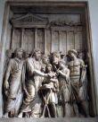 marcus aurelius relief