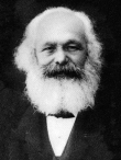 Marx Portrait beard
