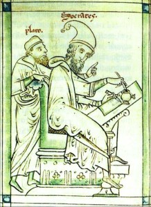 Medieval Europe Socrates and Plato
