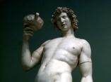 Michelangelo's Bacchus Dionysus