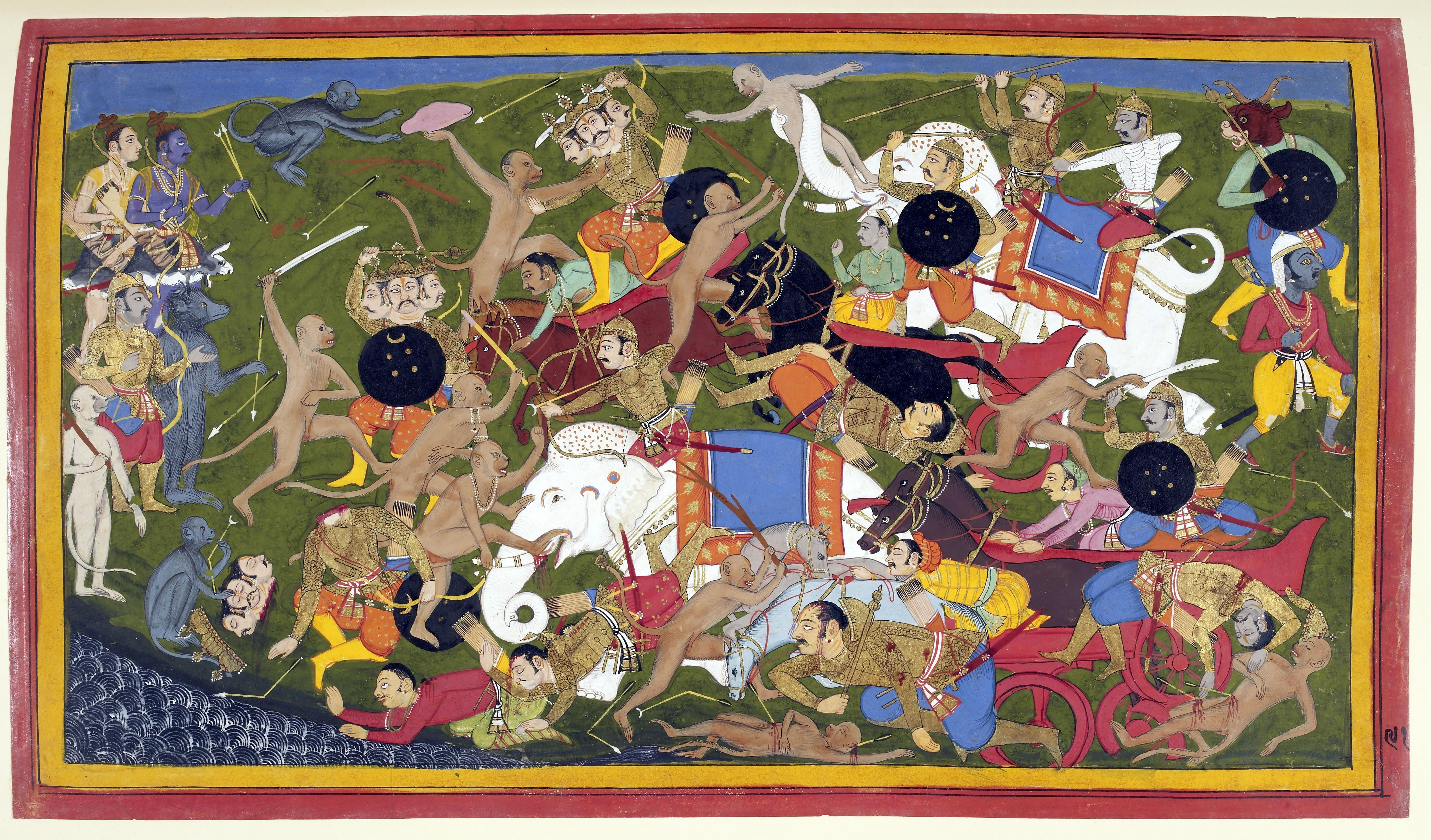 Asian Philosophy 2: The Upanishads & Hindu Epics | Eric ...