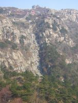 Mount Tai staircase