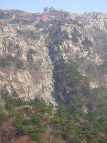 Mount Tai staircase