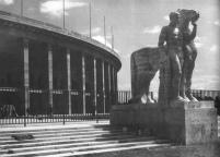 nazi architecture statue