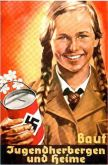 nazi girl scout poster