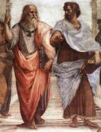 Plato Aristote Raphael