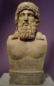 Plato Bust