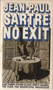 no exit existentialism The book no exit: arab existentialism, jean-paul sartre, and decolonization, yoav di-capua is published by university of chicago press the book no exit: arab existentialism, jean-paul sartre, and decolonization, yoav di-capua is published by university of chicago press.