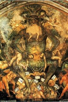 Satan Tortures Sinners