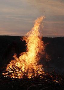 Shamanic Fire Mongolia