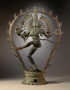 Shiva Statue Dancing